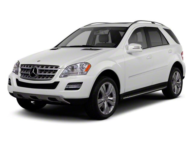New Mercedes-Benz M-Class ML350