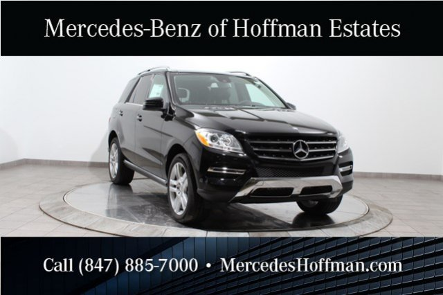 New 2015 Mercedes Benz M Class Ml250 Bluetec Sport Utility