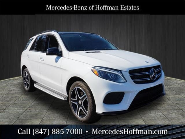 New 2016 Mercedes Benz Gle Gle400 Sport Utility Near