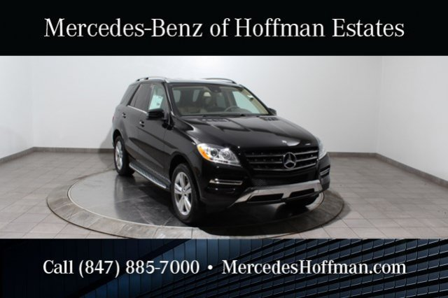 New Mercedes Benz M Class In Hoffman Estates Motor Werks