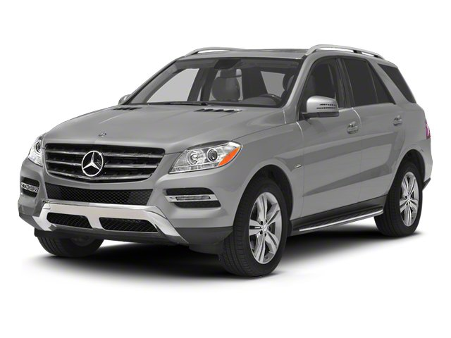 New Mercedes-Benz M-Class ML350 4MATIC