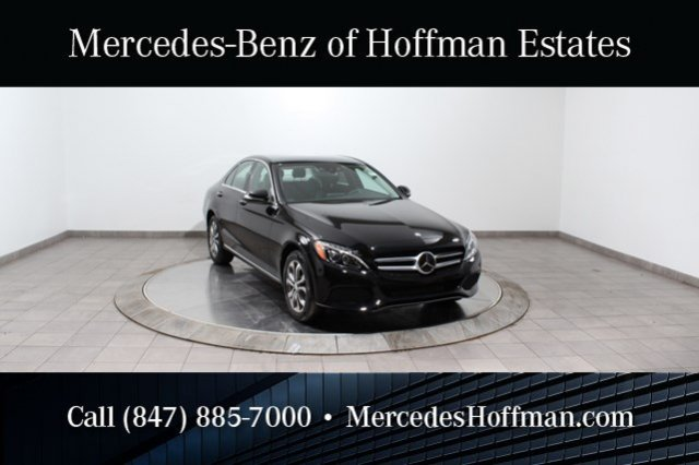 New 2015 Mercedes Benz C Class C300w4 Matic 4dr Car Near