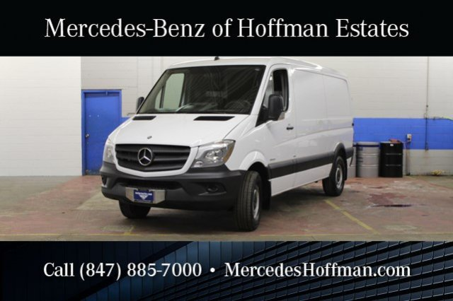 Used 2014 Mercedes Benz Sprinter Cargo Vans Full Size