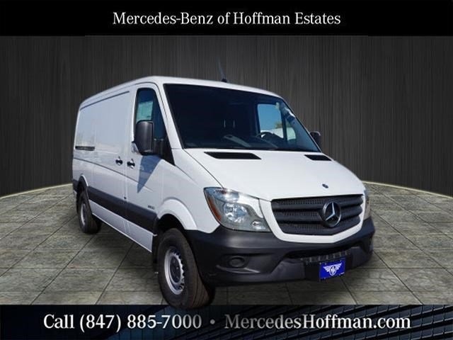 New 2016 Mercedes Benz Sprinter Cargo Van 144 Low Roof