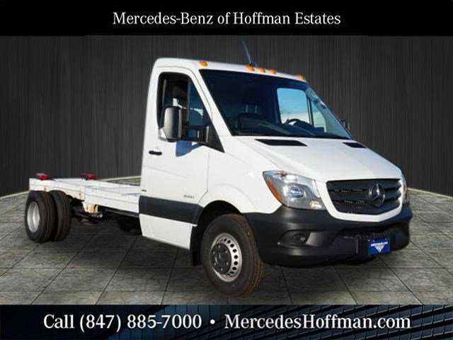 New 2016 Mercedes Benz Sprinter Chassis Cabs Specialty