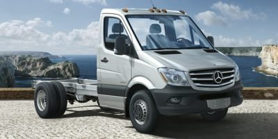 New Mercedes-Benz Sprinter Chassis-Cabs