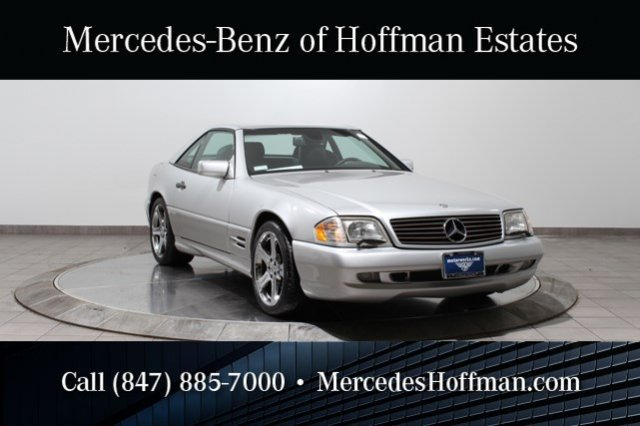 Used Mercedes-Benz SL-Class SL500