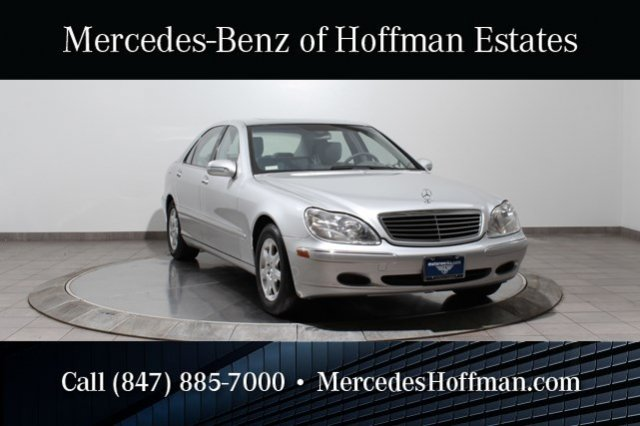 Used Mercedes-Benz S-Class 4.3L