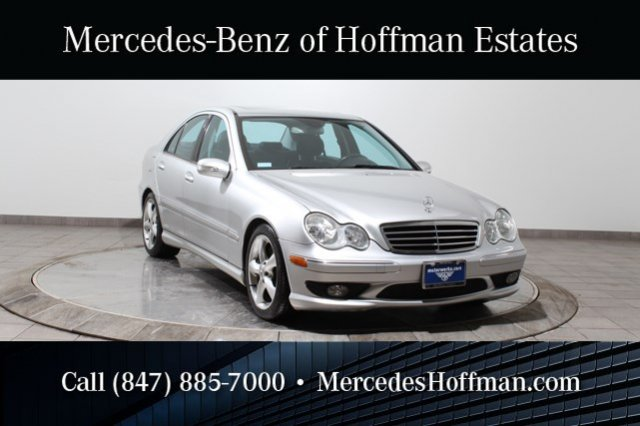 Used 2005 Mercedes Benz C Class C230 Sports Sedan 1 8