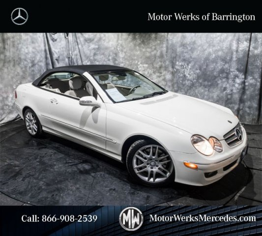 Used Mercedes-Benz CLK 3.5L