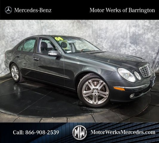 Used Mercedes-Benz E-Class 5.0L Navigation With Entertainment & Rear Seat Pkg