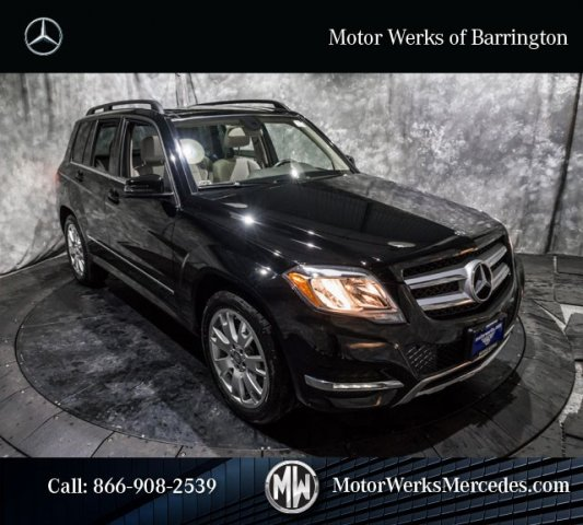 Used Mercedes-Benz GLK GLK350