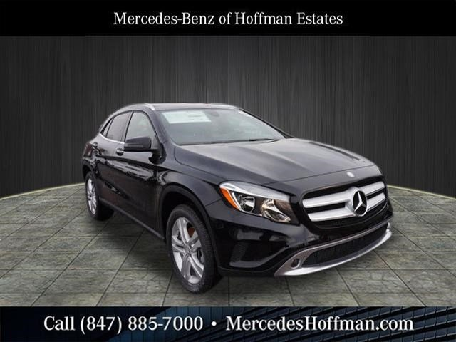 New mercedes benz gla in hoffman estates motor werks for Mercedes benz of hoffman estates
