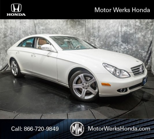 Used Mercedes-Benz CLS-Class