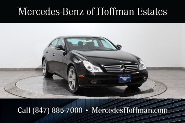 Used 2006 Mercedes Benz Cls Class P2 With Xenons And Key