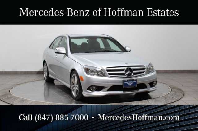 Used 2009 Mercedes Benz C Class 3 0l Sport 4dr Car Near