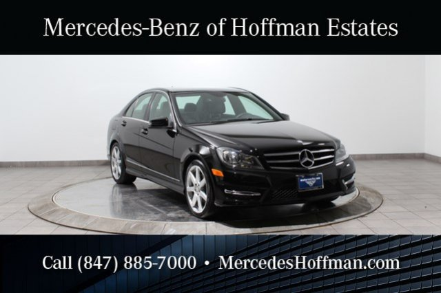 Certified Used 2014 Mercedes Benz C Class C300 Sport With