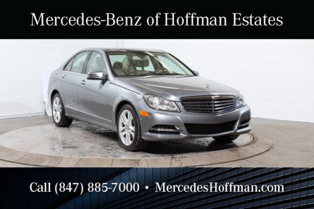 Certified Used Mercedes-Benz C-Class CERTIFIED C300 Luxury 4MATIC