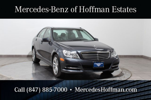 Certified Used 2013 Mercedes Benz C Class C300 Luxury With