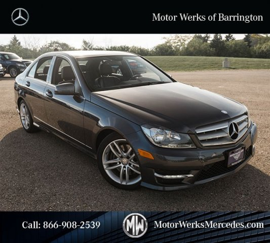 Used Mercedes-Benz C-Class C300 4MATIC