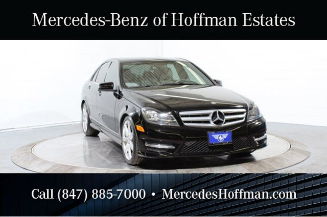 Certified Used Mercedes-Benz C-Class C300 Sport