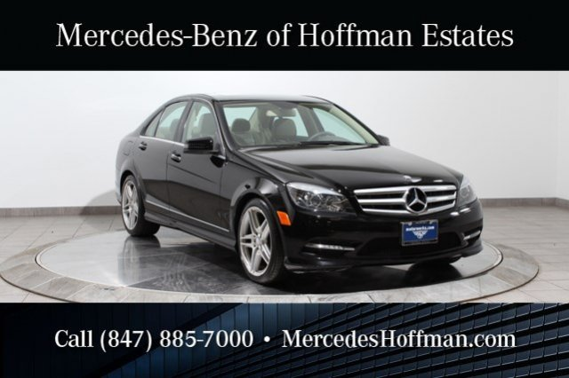 Used Mercedes-Benz C-Class C300 Sport 4MATIC wtih Multimedia Package
