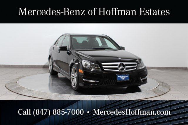 Certified Used Mercedes-Benz C-Class CERTIFIED C300 4Matic Sport Pkg Premium pkg multimedia Pkg