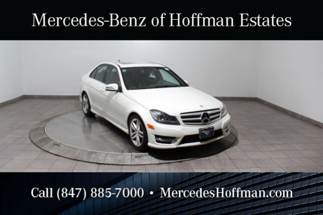 Used Mercedes-Benz C-Class C300 Sport 4MATIC with Lighting and Premium Packages