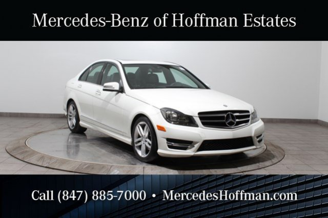 Certified Used Mercedes-Benz C-Class C300 4Matic Sport Pkg Premium Pkg Lane Tracking Keyless