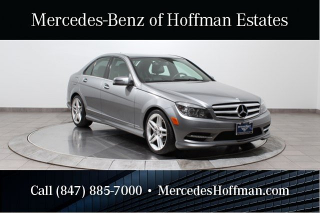 Used Mercedes-Benz C-Class C300 4Matic Sport Pkg Premium Pkg Multimedia Pkg