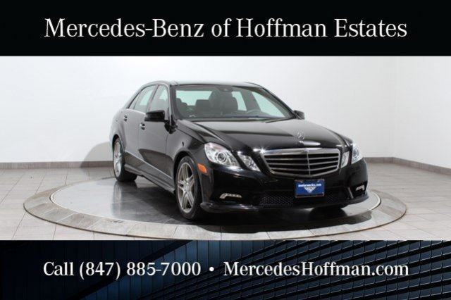Used Mercedes-Benz E-Class E350 Sport 4MATIC with Premium 2 and Panoramic Sunroof
