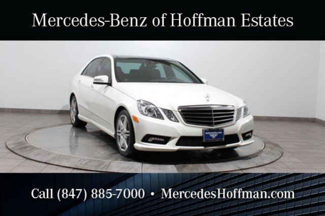 Used Mercedes-Benz E-Class E350 Sport 4Matic Premium II Pkg Panorama Sunroof