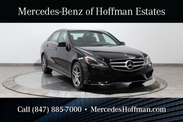 Used 2015 Mercedes Benz E Class E350 Sport Key Less Go And