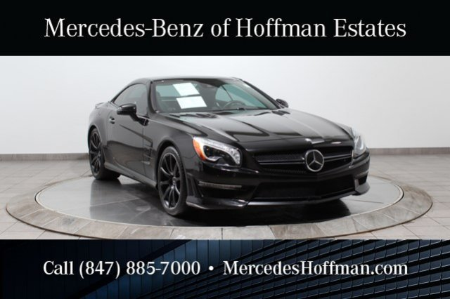 Used 2013 Mercedes Benz Sl Class Sl63 Amg 10 Spoke Amg