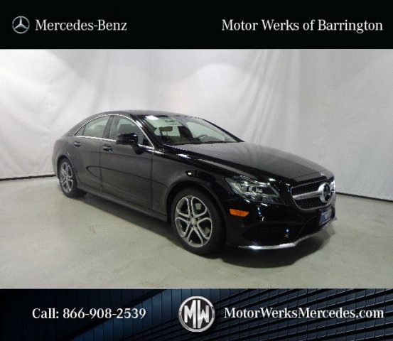 New 2015 Mercedes Benz Cls Class Cls400 4dr Car Near