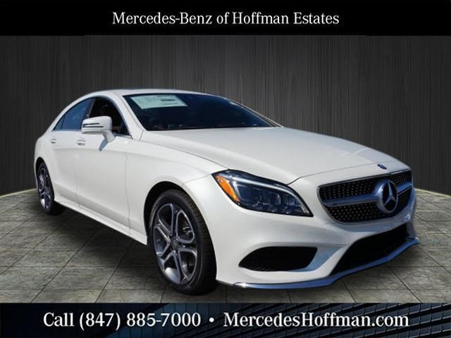 New 2016 Mercedes Benz Cls Class Cls400 4dr Car Near