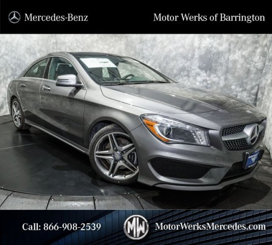 New 2014 Mercedes Benz Cla Class Cla250 4dr Car Near