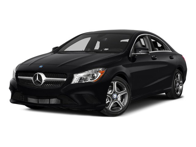New 2015 Mercedes Benz Cla Class Cla250 4matic 4dr Car