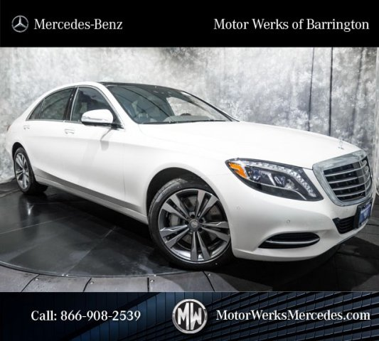 new mercedes benz s class in hoffman estates motor werks