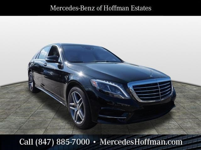 New Mercedes Benz S Class Motor Werks Mercedes Benz Of