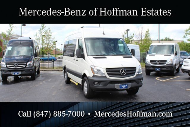 Used 2014 Mercedes Benz Sprinter 144 High Roof Passenger